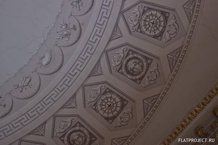 Декор интерьеров Павловского дворца — фото 32