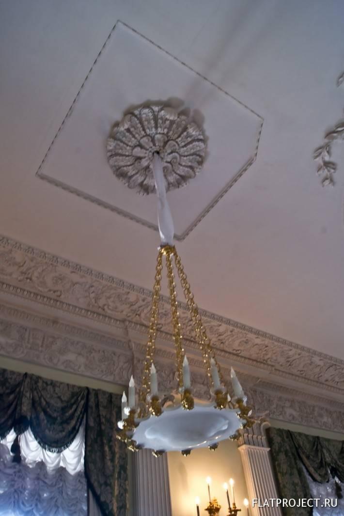 Декор интерьеров Павловского дворца — фото 26
