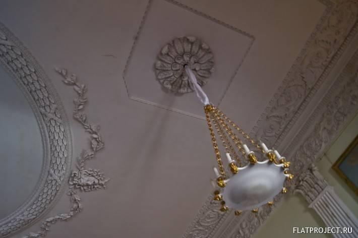 Декор интерьеров Павловского дворца — фото 17