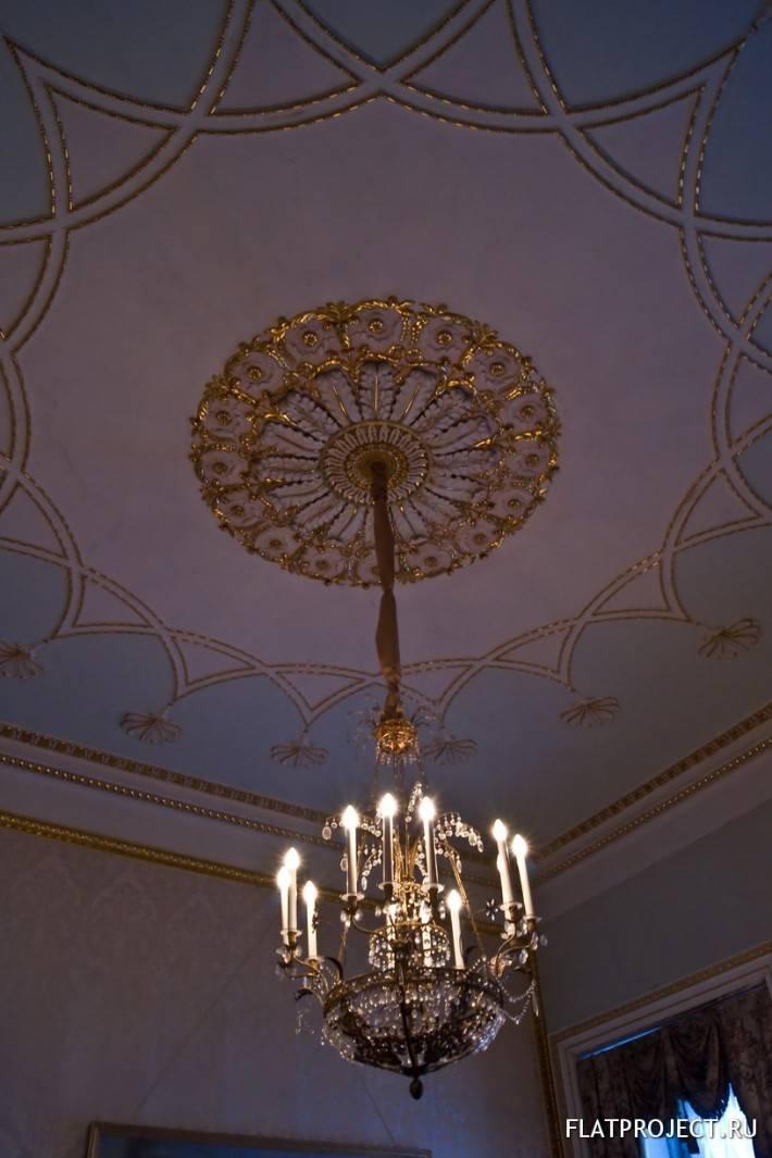 Декор интерьеров Павловского дворца — фото 20