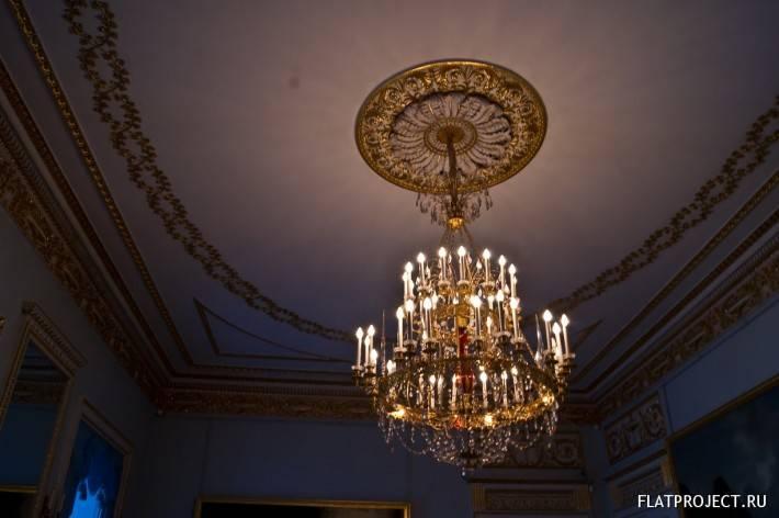 Декор интерьеров Павловского дворца — фото 15