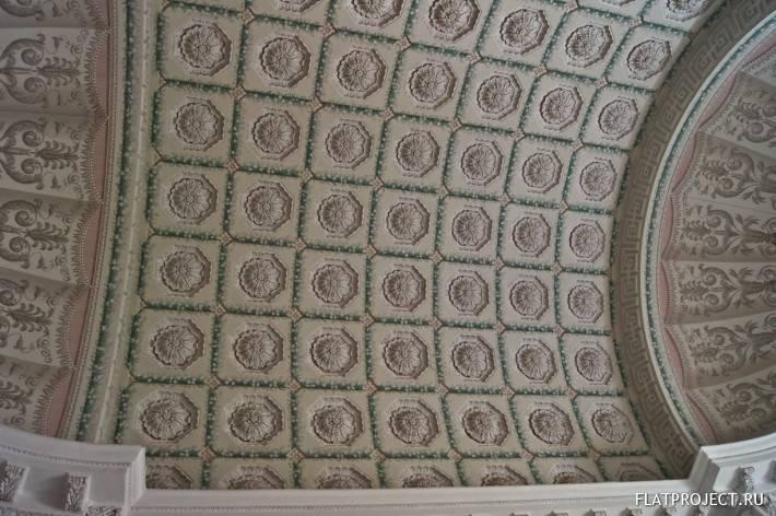 Декор интерьеров Павловского дворца — фото 21