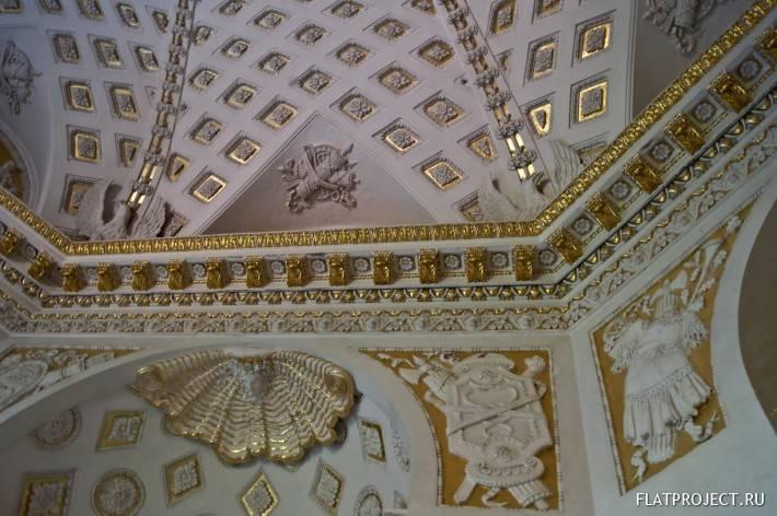 Декор интерьеров Павловского дворца — фото 5