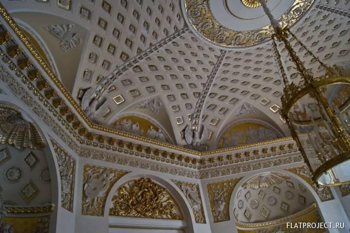 Декор интерьеров Павловского дворца — фото 12