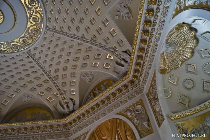 Декор интерьеров Павловского дворца — фото 7