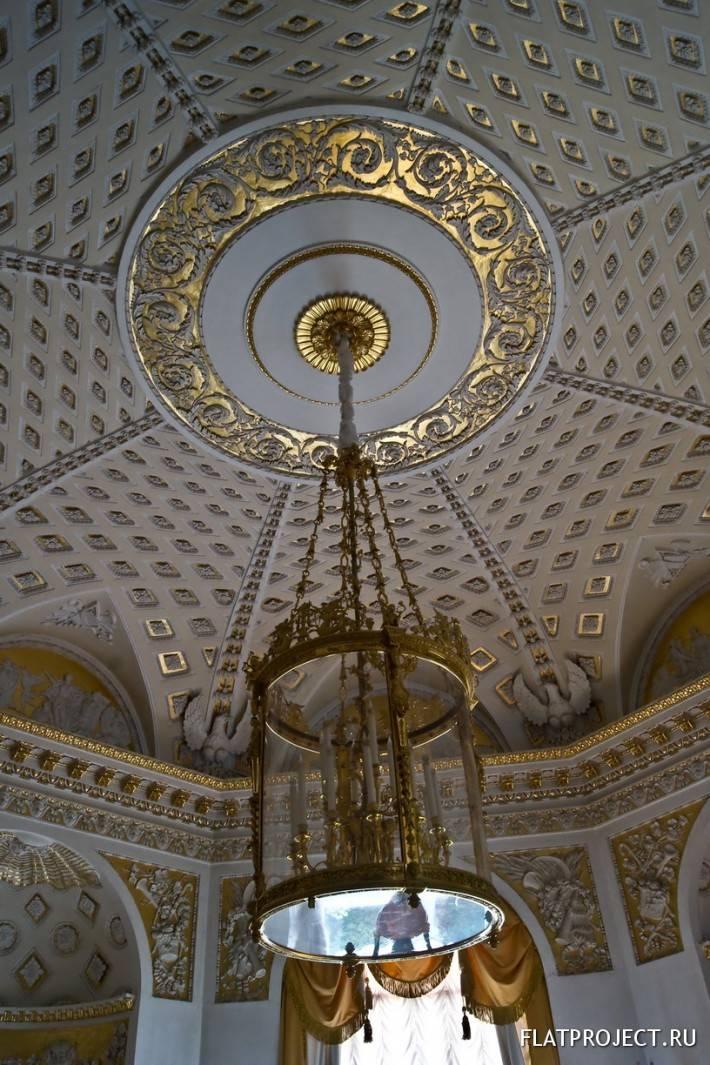 Декор интерьеров Павловского дворца — фото 10