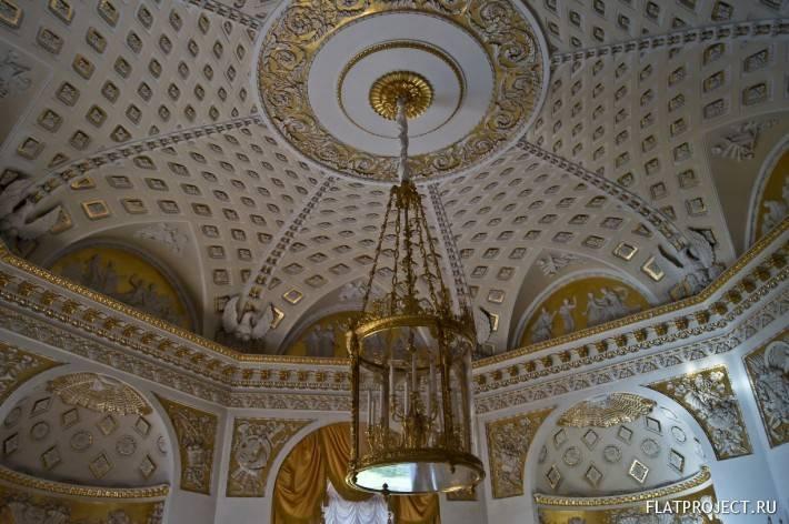 Декор интерьеров Павловского дворца — фото 1