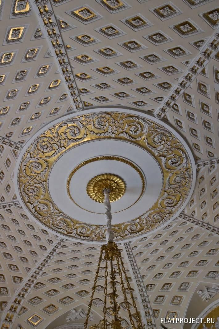 Декор интерьеров Павловского дворца — фото 6