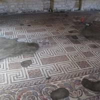 Мозаичный пол — фото 26