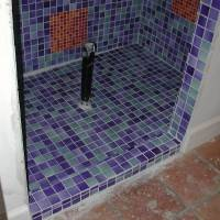 Мозаичный пол — фото 27