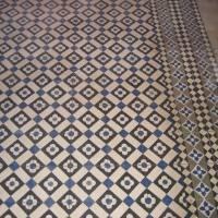 Мозаичный пол — фото 19