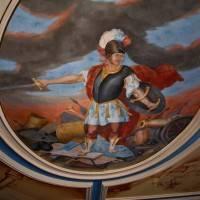 Декор интерьеров Меншиковского дворца — фото 34