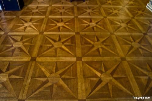 The Menshikov Palace floor designs – photo 12