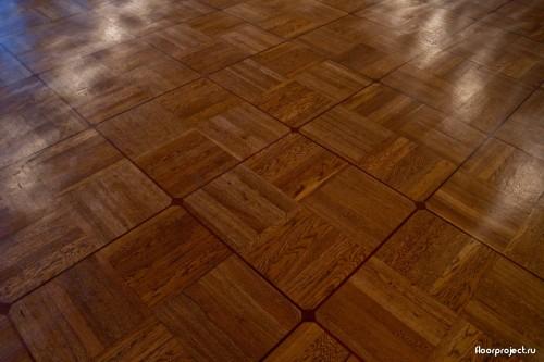 The Menshikov Palace floor designs – photo 4
