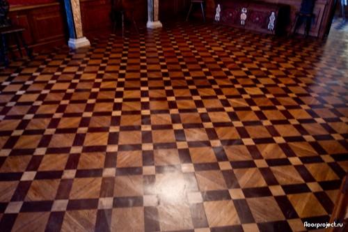 The Menshikov Palace floor designs – photo 3