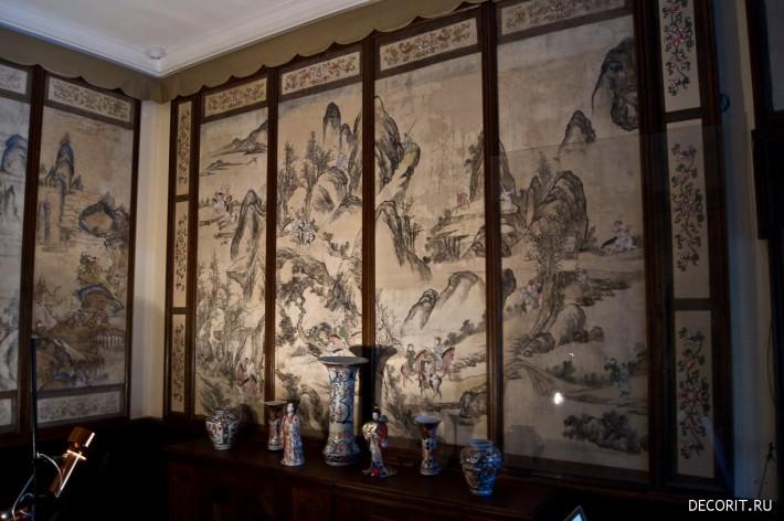 Фотография старинного интерьера