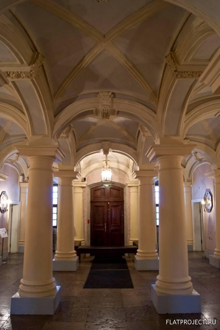 Декор интерьеров Меншиковского дворца — фото 52