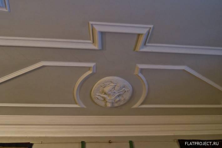 Декор интерьеров Меншиковского дворца — фото 51