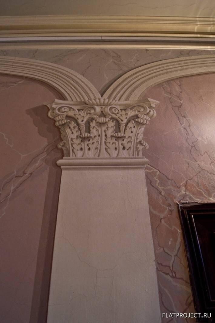 Декор интерьеров Меншиковского дворца — фото 41
