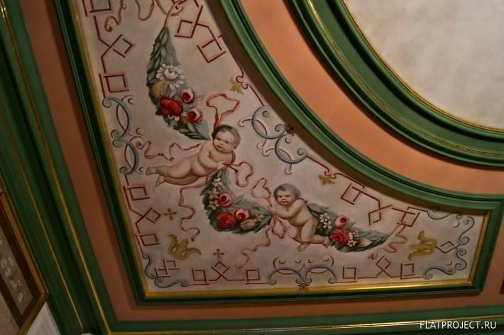 Декор интерьеров Меншиковского дворца — фото 40