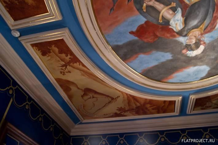 Декор интерьеров Меншиковского дворца — фото 37