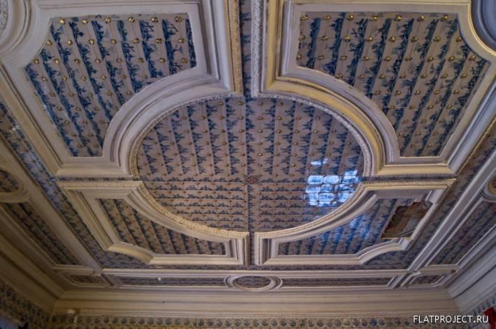 Декор интерьеров Меншиковского дворца — фото 36