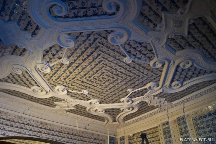 Декор интерьеров Меншиковского дворца — фото 24