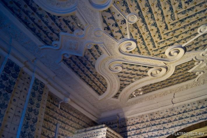 Декор интерьеров Меншиковского дворца — фото 25