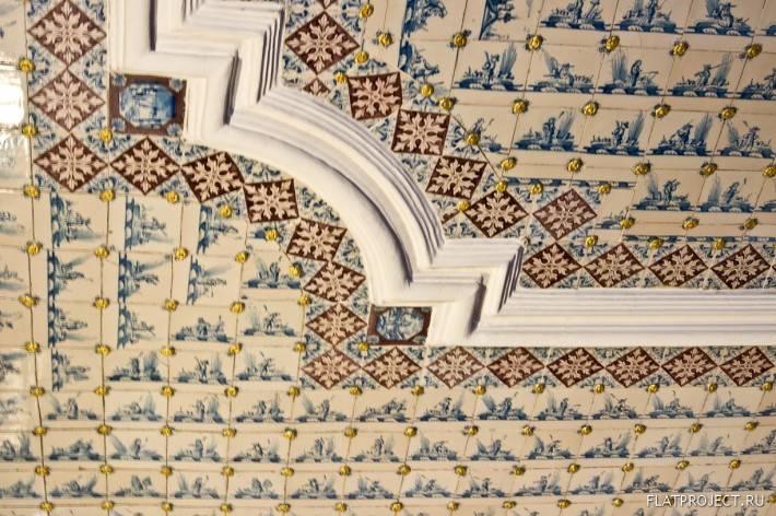 Декор интерьеров Меншиковского дворца — фото 26