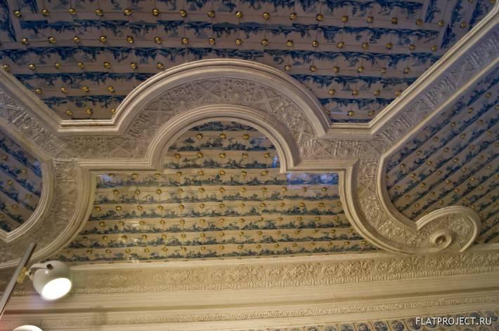 Декор интерьеров Меншиковского дворца — фото 19