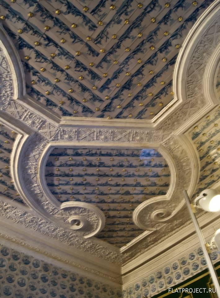 Декор интерьеров Меншиковского дворца — фото 20