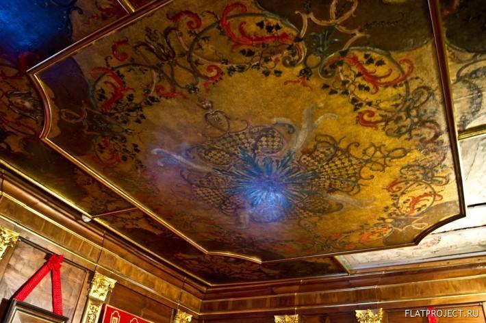 Декор интерьеров Меншиковского дворца — фото 15