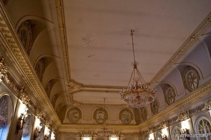 Декор интерьеров Меншиковского дворца — фото 8