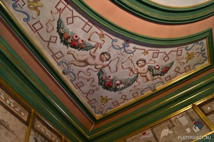 Декор интерьеров Меншиковского дворца — фото 5