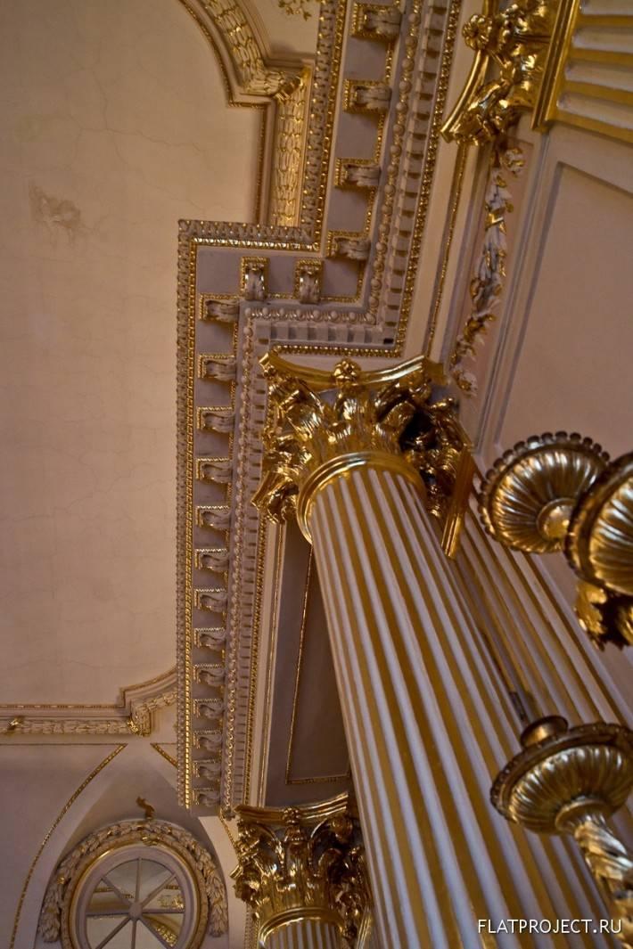 Декор интерьеров Меншиковского дворца — фото 1