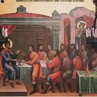 Притча о праведном и неправедном судье