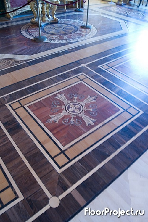 The State Hermitage museum floor designs – photo 35