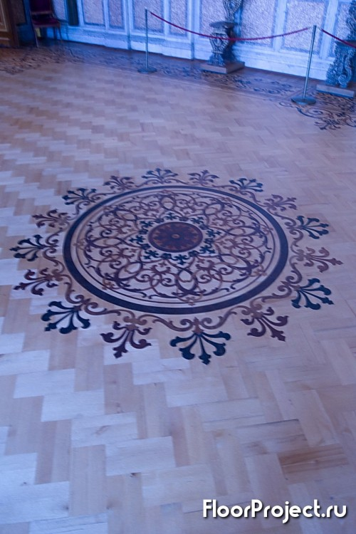 The State Hermitage museum floor designs – photo 31