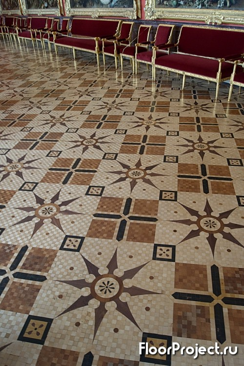 The State Hermitage museum floor designs – photo 24