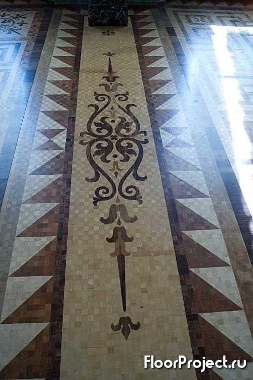 The State Hermitage museum floor designs – photo 22