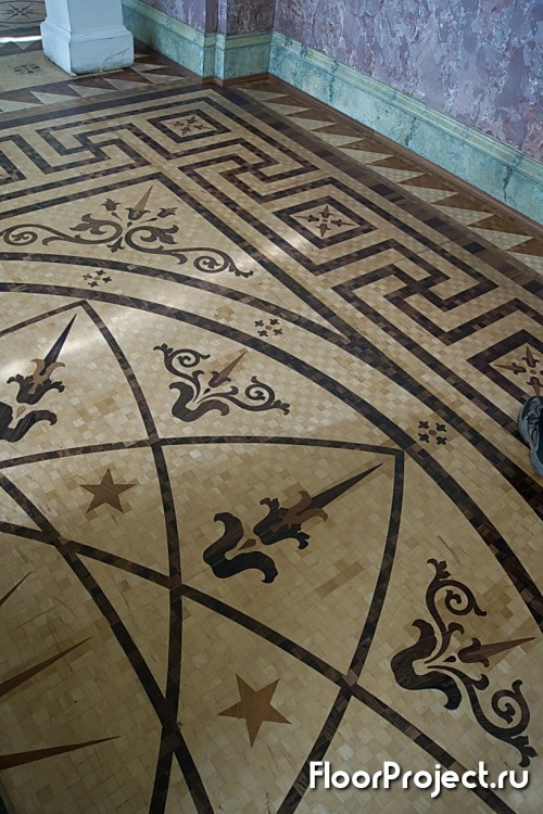 The State Hermitage museum floor designs – photo 21