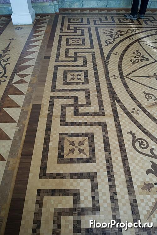 The State Hermitage museum floor designs – photo 20