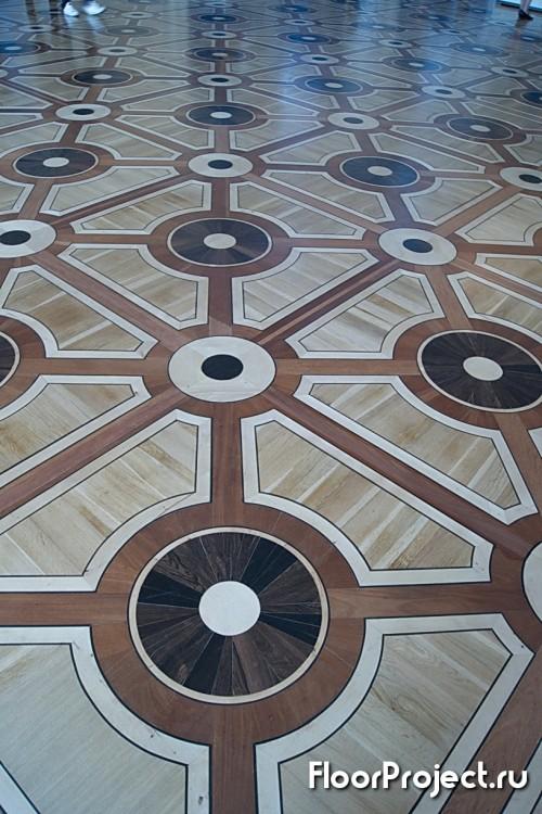 The State Hermitage museum floor designs – photo 14