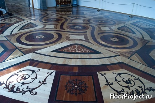 The State Hermitage museum floor designs – photo 13
