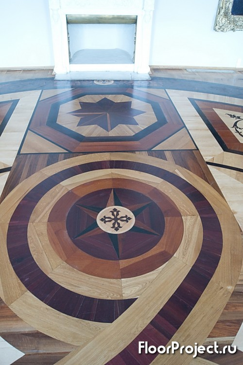 The State Hermitage museum floor designs – photo 10