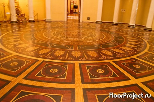 The State Hermitage museum floor designs – photo 4