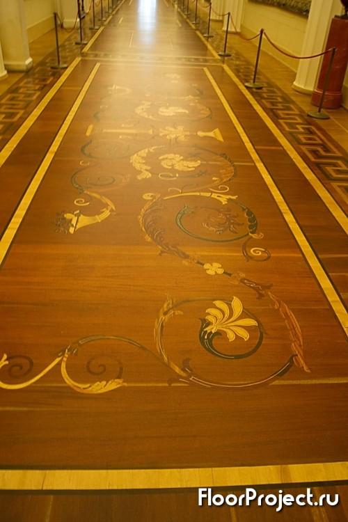 The State Hermitage museum floor designs – photo 2