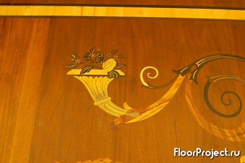 The State Hermitage museum floor designs – photo 1