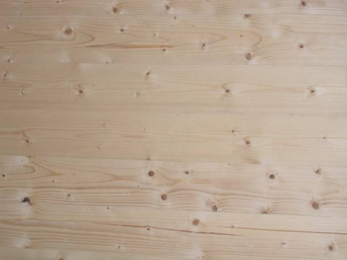 Пол из массивной доски — фото 2