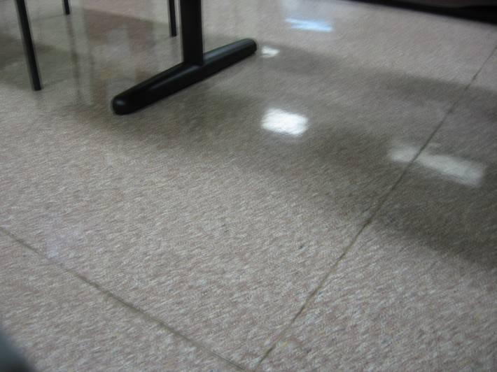 Пол из керамической плитки — фото 124